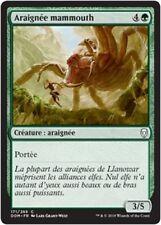 MTG Magic DOM - (x4) Mammoth Spider/Araignée mammouth, French/VF