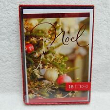 Image Arts 16 Noel Christmas Cards With Envelopes New