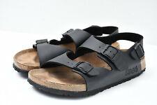 Birki's Birkenstock Germany Womens Sz 40 L 9 Back Strap Comfort Summer Sandals