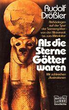 ALS DIE STERNE GÖTTER WAREN - Rudolf Drößler ( wie Erich von Däniken )