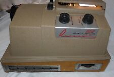 1950s Revere Automatic Slide Projector MODEL P-888 2 x 2 and Bantam