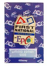 FIRST Robotics National 2000 WDW EPCOT Walt Disney World Event Pin LE New Lapel