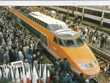 France 1988 100 years of French Riviera and the TGV at Nice Maxi Card
