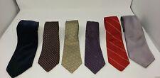 Designer Tie Lot (Gucci, Hermes, Brooks Brothers)