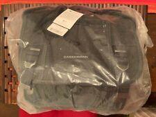 Casecrown DSLR Digital SLR Camera Canvas black messenger bag, new in bag