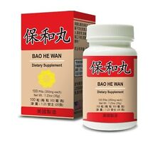 Bao He Wan Supplement Helps Digestive Problems Gastric Acid Bloating Made in USA