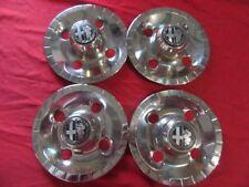 Original Alfa Romeo Sud / Sprint Radkappen Satz ( 4 Stück) NEU