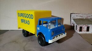 Vintage Gay Toys plastic Ford Box Truck bakery delivery custom 1:32 scale