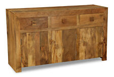 LIGHT DAKOTA SOLID MANGO FURNITURE SIDEBOARD (01L)
