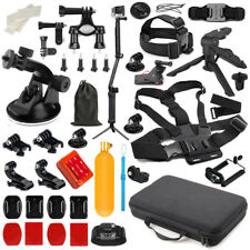 Action Camera Accessory Kit for Xiaomi Yi 4K GoPro Hero SJCAM SJ5000 SJ7 Eken H9
