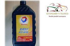 LIQUIDO ANTIGELO ROSSO PER RADIATORE TOTAL GLACELF AUTO SUPRA LT.1 -FIAT DUCATO