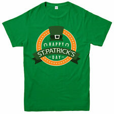 Día de San Patricio T-Shirt, St Paddy's Irish Irlanda Día Regalo Para Adultos Y Niños Top