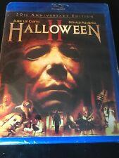 Halloween II (Blu-ray Disc, 2011, 30th Anniversary Edition) NEW