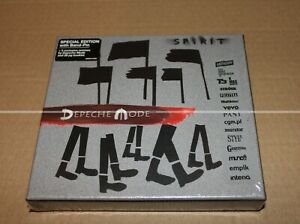 DEPECHE MODE -- SPIRIT 2 CDs -- PINS BOX DELUXE LIMITED -- NEUVE