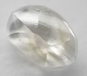 H VVS1 HIGH QUALITY GENUINE DIAMOND OUT FROM A DIAMOND MINE UNCUT ROUGH DIAMOND