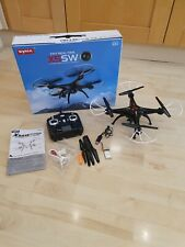 Syma Fpv Real-time Transmission X5SW 4 Channel Remote Control Drone Quadcopter