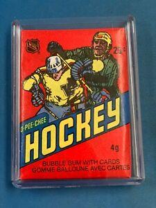 1981-82 O-Pee-Chee Hockey Sealed Wax Pack * Guaranteed