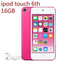 🔥NEW Apple iPod touch 6th Generation Pink 16GB MP3/4 Player - US Free Shipp