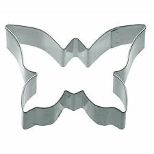 Butterfly Shaped Cookie Cutter Biscuit Pastry Sandwich Toast KitchenCraft 7.5cm