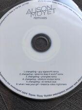 "ALISON MOYET ""CHANGELING"" Mint 6 TRACK UK CD PROMO"