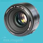 YONGNUO EF 50mm F1.8 AF Auto Focus Standard Lens same as Canon EF 50mm F/1.8 II