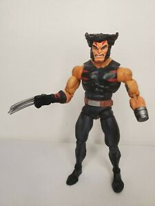 Marvel Legends Age Of Apocalypse Wolverine Giant Man Wave AOA Toybiz 2004 X-MEN