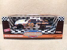 New 1995 American Muscle 1:18 Diecast NASCAR Andy Belmont Metal Arrester Lumina