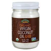 NOW Foods Virgin Coconut Oil, Organic, 12 fl. oz.