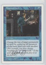 1997 Magic: The Gathering - Core Set: 5th Edition #NoN Magical Hack Card 1i3