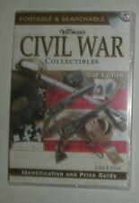 Warman's Civil War ID & Price Guide * 2nd ed * CD ONLY