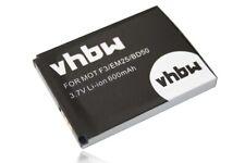 original vhbw® AKKU für MOTOROLA MOTOFON MOTO FON BD-50 BD50