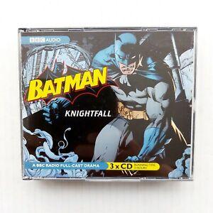 Batman, Knightfall audio cd book (BBC Audio CD, 2007)
