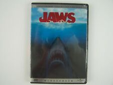 Jaws (Widescreen Anniversary Collector's Edition) DVD New Sealed