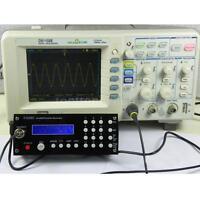 DDS Digital Signal Generator DIY Kit w/ Panel Sine Square Sawtooth Triangle Wave