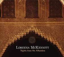 Nights from the Alhambra by Loreena McKennitt (CD, Aug-2007, 2 Discs, Verve)
