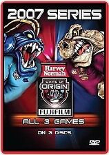 NRL - State Of Origin: 2007 - All 3 Games (3 DVD Set)