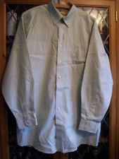Roundtree & Yorke Verde Raya Ls Shirt 15 1/2 Col ** ** en muy buena condición