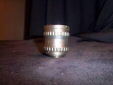 Berthiot Lytar S0M 16mm Cine Camera Lens C Mount F2.8 fl=16mm. Used