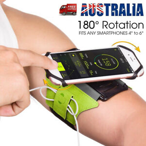 Sport Running Jogging Gym Bike Armband Case for iPhone 11 Pro XR XS Max 8 7 Plus