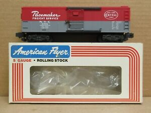 American Flyer 4-9706 New York Central Boxcar S-Gauge C-7