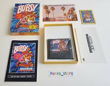 SEGA Genesis - Bubsy - NTSC - USA