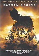 #23.0 LOT OF 90 BATMAN BEGINS Deluxe Edition Brand New DVD Sets FREE SHIPPING