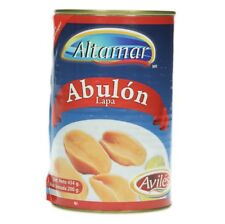 Abalone~Altamar~15 oz. Can~Quality Fresh Product~Direct from Mexico