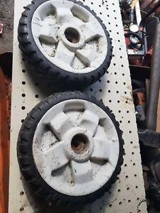 Toro mower wheel set 115-2894 137-4833