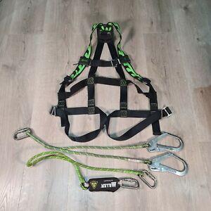 HONEYWELL 1032856 Miller H-Design Duraflex 1pt Harness