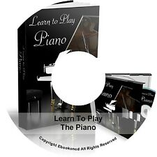Learn To Play Playing The Piano Beginners Guides PDF Ebooks Audio Book on CD