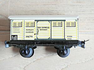 (A1721) Trix Express HO Art.-Nr.20/70 Kühlwagen