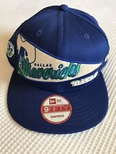 Original New Era Limited Edition Dallas Mavericks Snap Back Cap