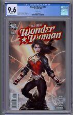 WONDER WOMAN #601 CGC 9.6 ALEX GARNER VARIANT