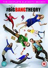DVD The Big Bang Theory The complete Eleventh Season Occasion